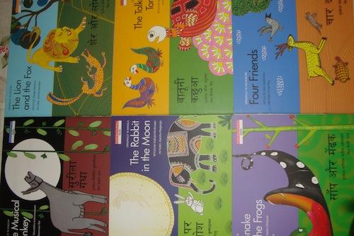 Tulika Books Panchatantra Series