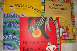 Tulika Books Water Stories